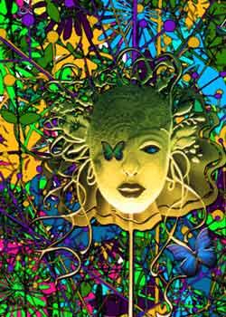 Butterfleye Goddess