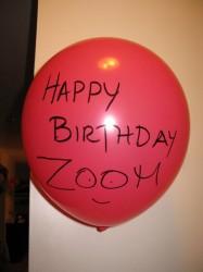 Happy Birthday Zoom!