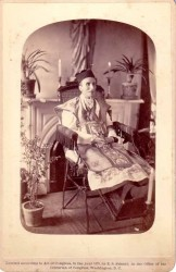 Cabinet Card of Dead Priest or Cardinal?