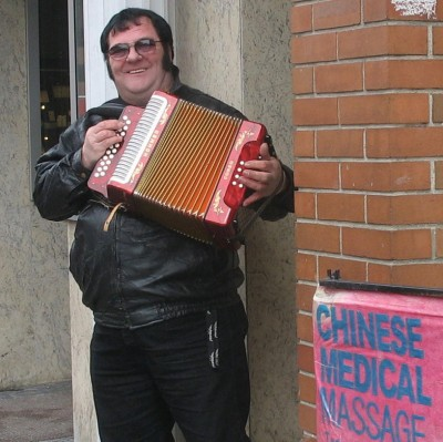 Accordian Elvis