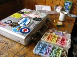 Andy Brown's Art Kit