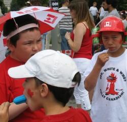 Canadian boys