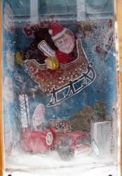 Street Art: Christmas 2008