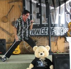 Elvis at the Flea Market