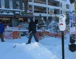 Panhandling machine, Ottawa
