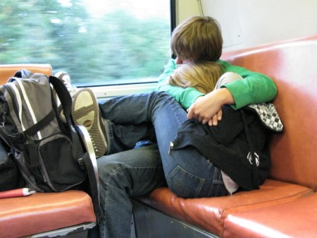 Young love on the #71