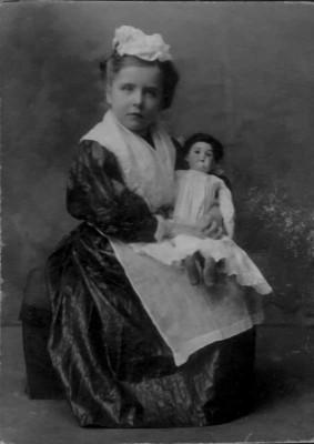 Nurse Girl with Doll