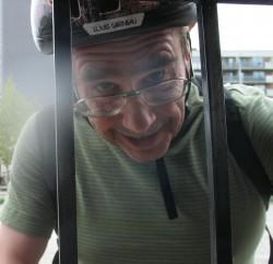 Justin, the Somerset Street photographer