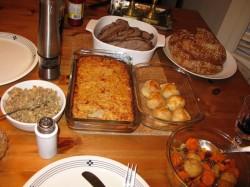 The spread