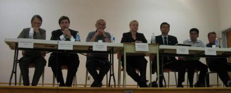 Seven Candidates in Ottawa Centre