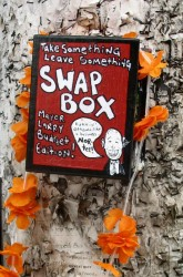 Swap Box with Lei