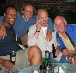 Preston, Stuart, Sillsy and Guy