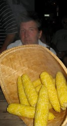 Corn on the cob from Loblaws