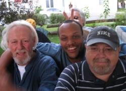 Taryl, Preston and John