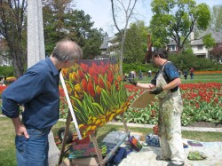 Tulip Painter