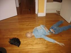 Murder scene #2