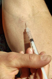 Syringe - downloaded from the net